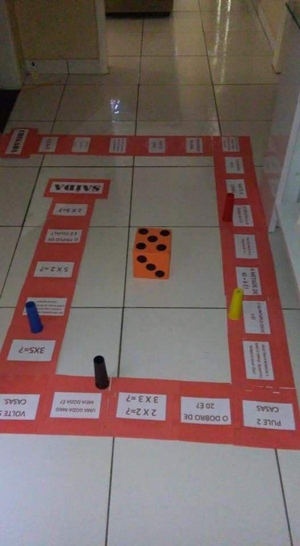 Math Monopoly