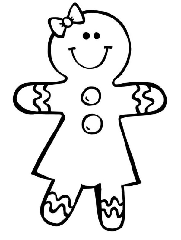 Printable Christmas Coloring Pages For Preschoolers Snowman