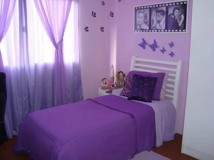 Room Decor Ideas for Kids-Beautiful Wall Art And Room Decor Purple Room Decor