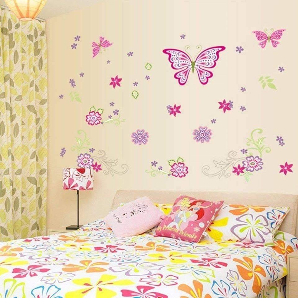 Room Decor Ideas for Kids-Beautiful Wall Art And Room Decor