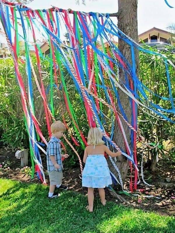 Outdoor Activities For Healthy Mental And Physical Development Of Kids Ribbon Fun