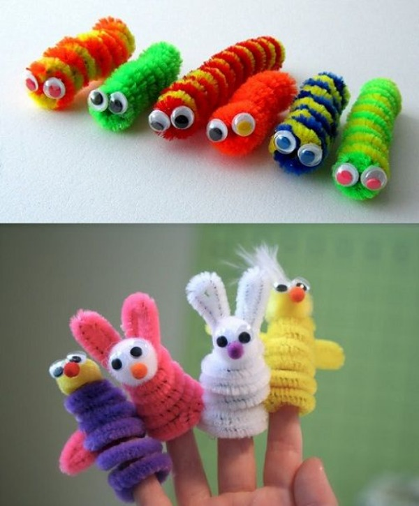 Pipe Cleaner Animal Crafts For Kids Pipe Cleaner Animal Crafts
