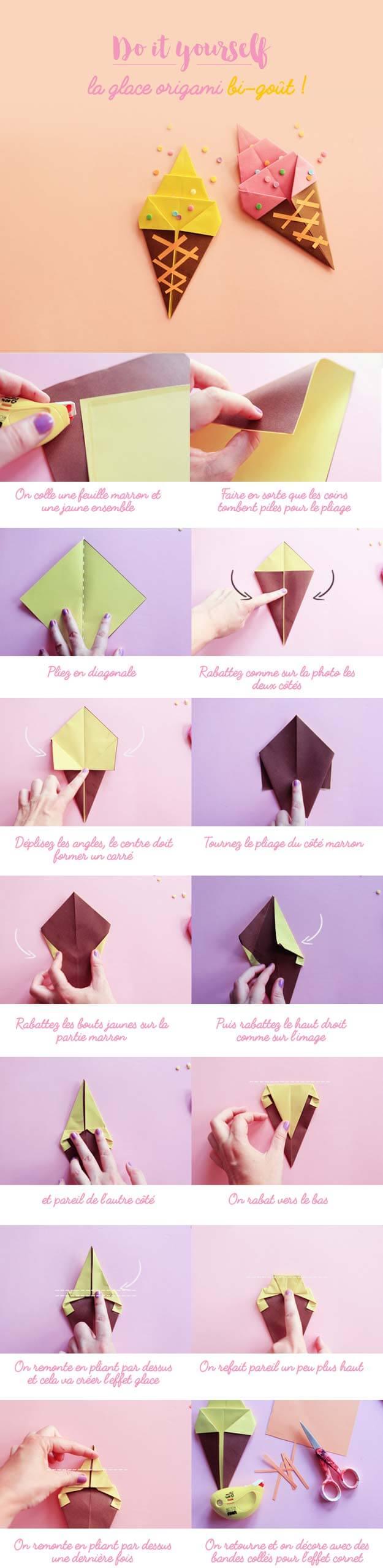 Ice Cream Craft Design