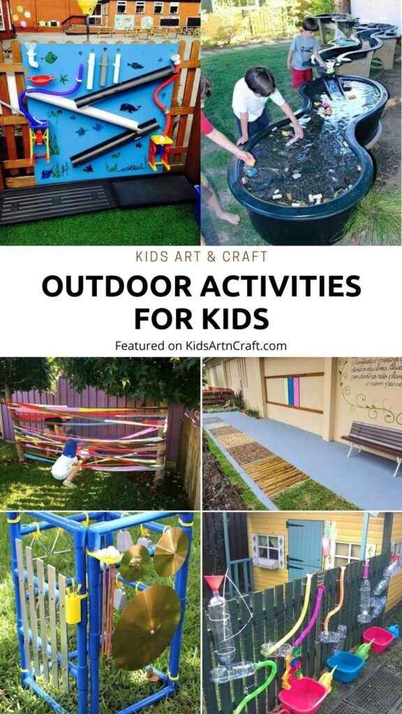 Outdoor Activities For Healthy Mental And Physical Development Of Kids
