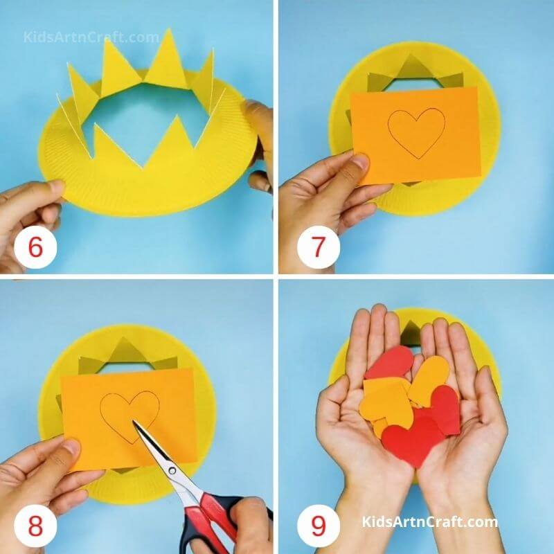 How to Make Paper Birthday Hat Step by Step Instructions Easy Tutorial